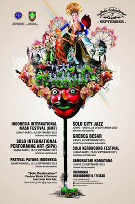 Kalender Event Solo Bulan Agustus 2015