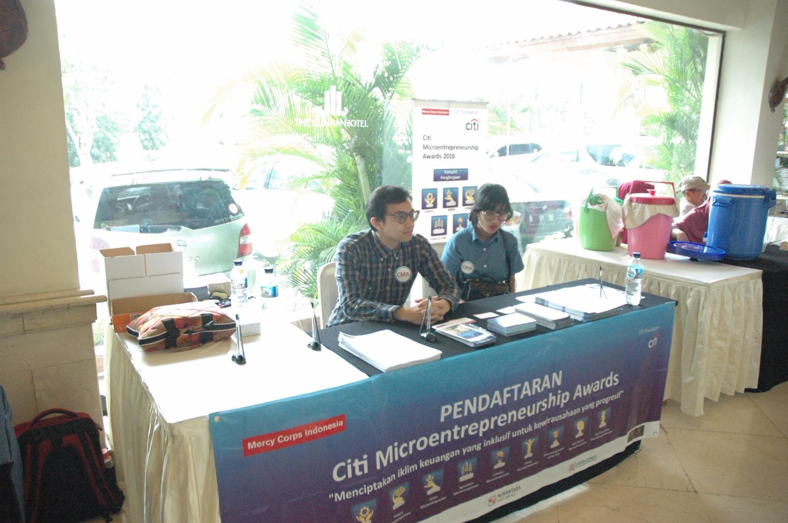 Booth Citi Microentrepreneurship Awards