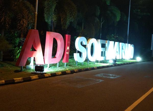 Jadwal Pesawat Solo (SOC) Bandara Adi Soemarmo Solo