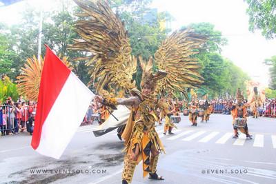 Foto-Foto Solo Batik Carnival X - SBC 2017