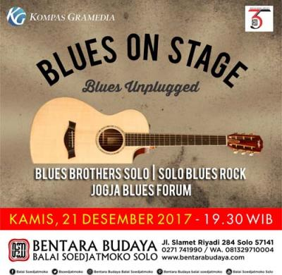 """Blues On Stage """"Blues Unplugged"""""""