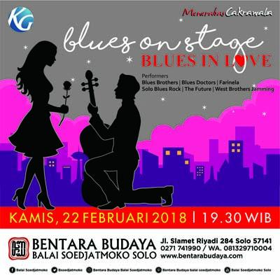 Blues On Stage Blues In Love
