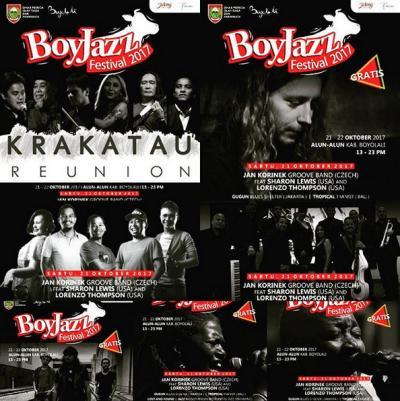 Boyjazz Festival Boyolali Jazz