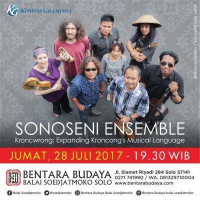 Keroncong Sono Seni Ensemble