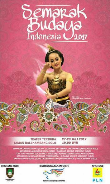 Semarak Budaya Indonesia 2017