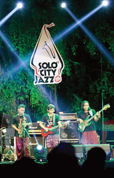 Solo City Jazz 2017