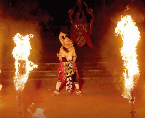 Jadwal Sendratari Ramayana 2016