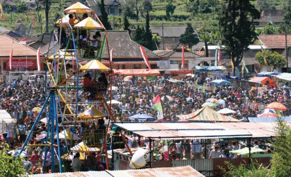 Wisata Boyolali Pengging Fair Dan Parade Kesenian Selo
